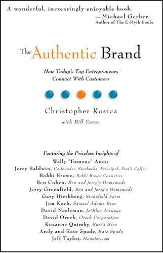 9780979310119: The Authentic Brand