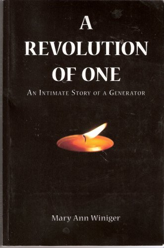 9780979316517: A Revolution of One