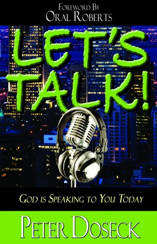9780979319266: Let's Talk!: God is Speaking to You Today