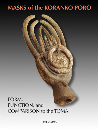 9780979329012: Masks of the Koranko Poro: Form, Function and Comparison to the Toma