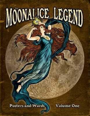 9780979331466: Moonalice Legend (Posters and Words, Volume 1)