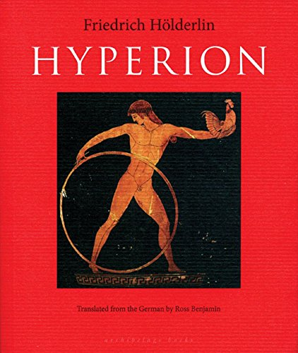 9780979333026: Hyperion: Or the Hermit in Greece