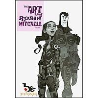 9780979344787: The Art of Robin Mitchell Volume 2 (The Art of Robin Mitchell)