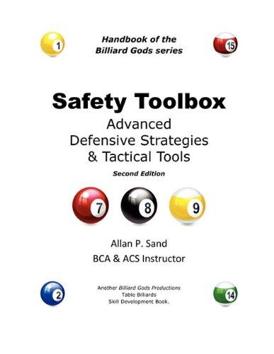9780979345418: Safety Toolbox - Defensive Strategies for Pool & Pocket Billiards