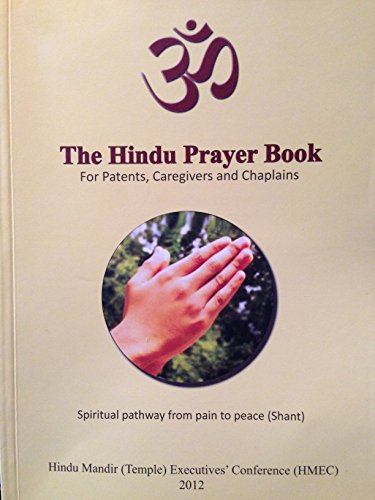 9780979350153: The Hindu Prayer Book for Caregivers and Chaplains