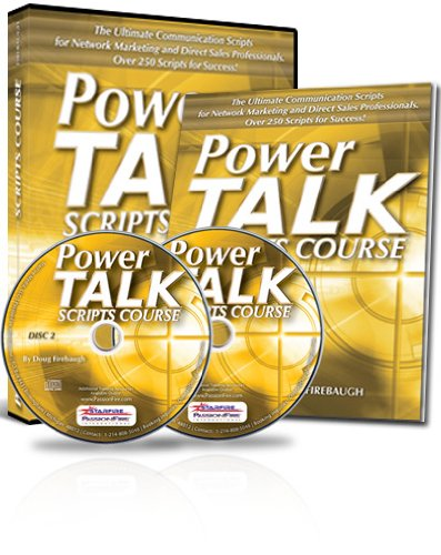 Power Talk Scripts Course (Course 1) Doug Fi.: Doug Firebaugh; Jodi Firebaugh