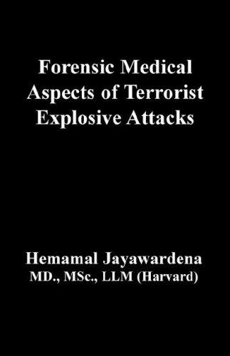 9780979362422: Forensic Medical Aspects of Terrorist Explosive Attacks