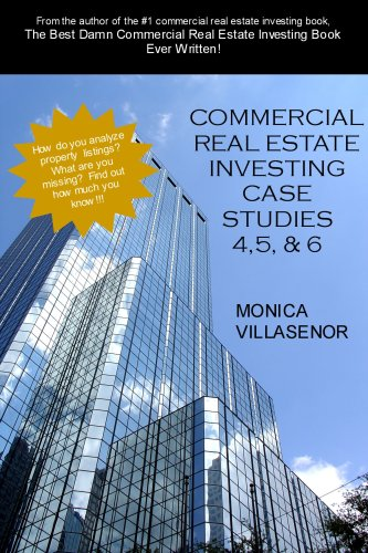 9780979364648: Commercial Real Estate Investing Case Studies 4,5, & 6