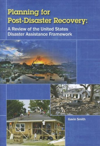 9780979372254: Planning for Post-Disaster Recovery: A Review of the United States Disaster Assistance Framework