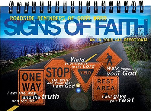 9780979375101: Signs of Faith Roadside Reminders of God's Word