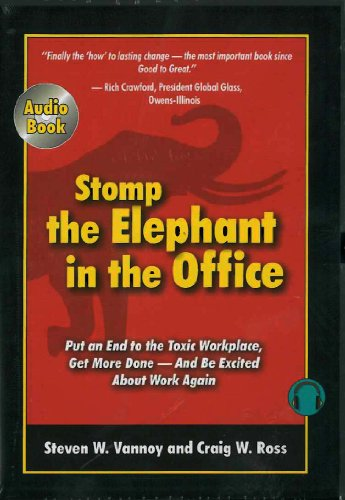 9780979376818: Stomp the Elephant in the Office