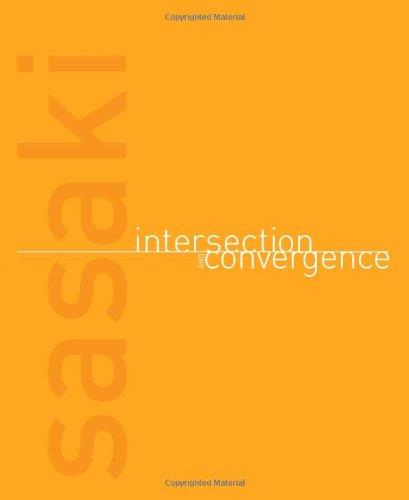 9780979380150: Intersection and Convergence:Sasaki