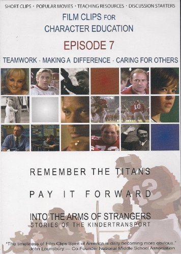 9780979381607: Film Clips For Character Education Episode 7 Teamwork - Making A Difference - Caring For Others