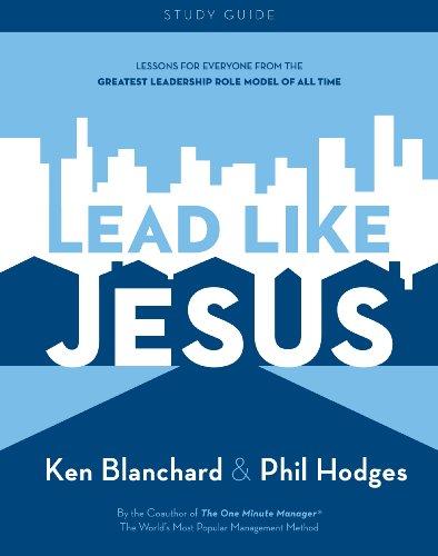 9780979385506: Lead Like Jesus: Study Guide