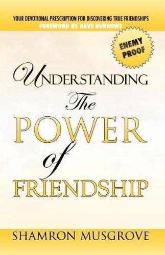 Understanding the Power of friendships: Musgrove, Shamron
