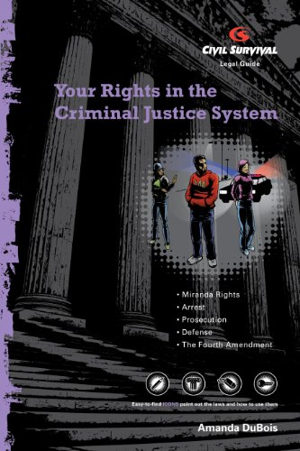 9780979393662: Your Rights in the Criminal Justice System