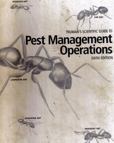 9780979398605: Truman's Scientific Guide to Pest Management Operations, Sixth Edition