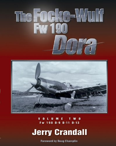 9780979403514: The Focke-wulf Fw 190 Dora