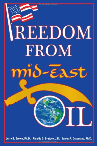 9780979405228: Freedom from Mid-East Oil