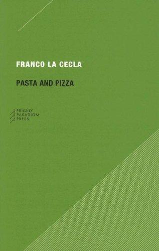 9780979405716: Pasta and Pizza (Paradigm)
