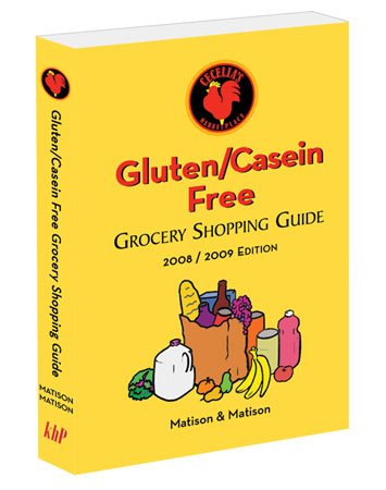 9780979409424: Cecelia's Marketplace Gluten/Casein-Free Grocery Shopping Guide