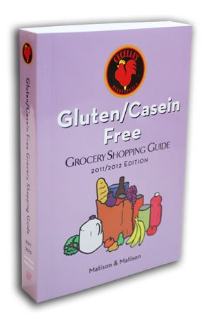 9780979409493: 2011/2012 Gluten/Casein Free Grocery Shopping Guide by Cecelia's Marketplace