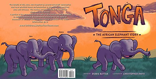 9780979430206: Tonga: The African Elephant Story