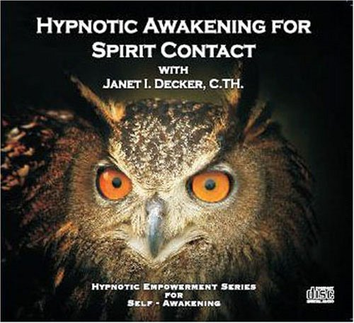 9780979433214: Hypnotic Awakening for Spirit Contact (Hypnotic Empowerment for Self-Awakening)
