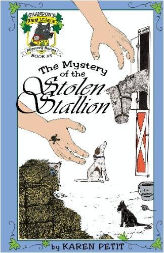 9780979442049: The Mystery of the Stolen Stallion