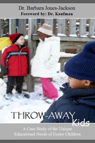 9780979486265: Throw-Away Kids: A Case Study of the Unique Educational Needs of Foster Children