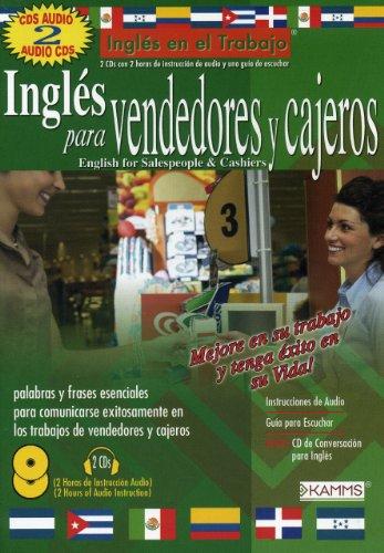 9780979500015: Ingles Para Vendedores y Cajeros (Ingles en el Trabajo)