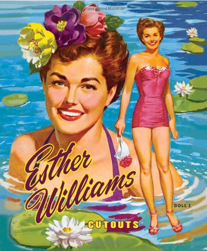 9780979505362: Esther Williams Paper Dolls
