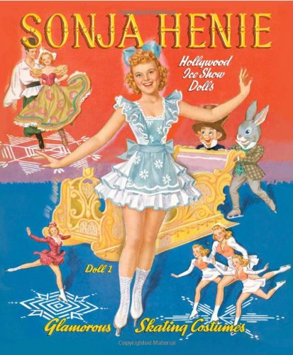 9780979505393: Sonja Henie Paper Dolls