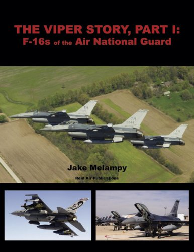 The Viper Story, Part I: F-16s of: Melampy, Jake