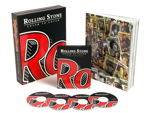 Rolling Stone Cover to Cover: The First 40 Years