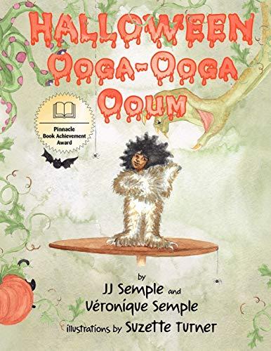 9780979533150: Halloween Ooga-Ooga Ooum