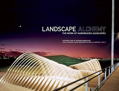 9780979539596: Landscape Alchemy: The Work of Hargreaves Associates