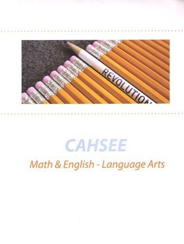CAHSEE Math and English - Language Arts: Editor