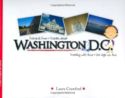 9780979547706: Postcards From Washington Dc:P (Spanish and English Edition)