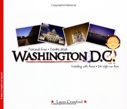 9780979547713: Postcards from Washington, D.C. / Postales desde Washington, D.C (Bilingual English/Spanish) (English and Spanish Edition)