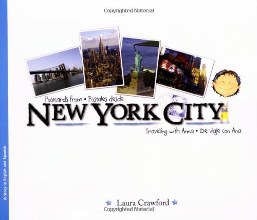 9780979547737: Postcards From New York City:P (Traveling with Anna)