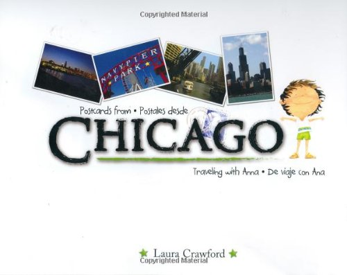9780979547744: Postcards From Chicago:Postale