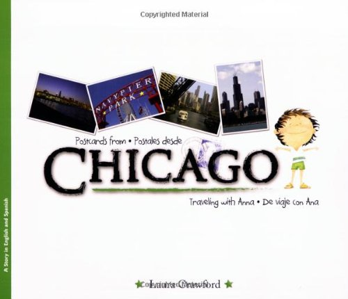 9780979547751: Postcards From Chicago:Postale (Spanish and English Edition)