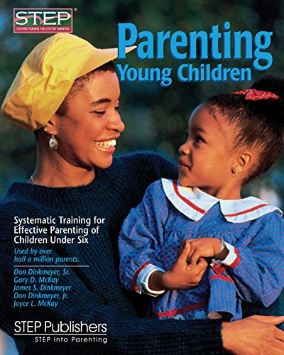 9780979554230: Parenting Young Children: Systematic Training for Effective Parenting  (STEP) of Children Under Six