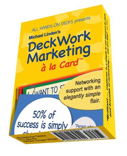 DeckWork Marketing a la Card: Michael Linden