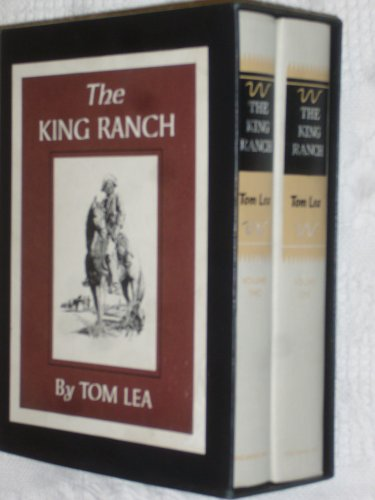 9780979567704: The King Ranch, 50th Anniversary Edition (2 Volume Set)
