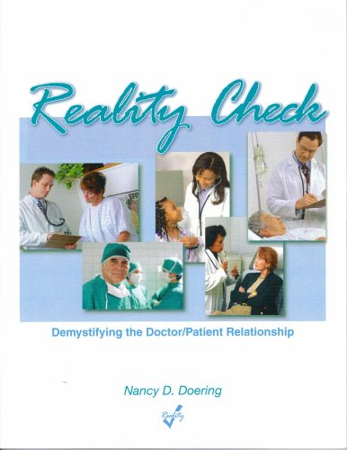 9780979573101: Reality Check, Demystifying the Doctor/Patient Relationship