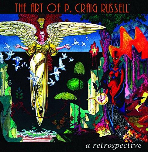 The Art Of P. Craig Russell: Joe Pruett