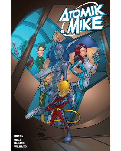 9780979593949: Atomik Mike Volume 1 (v. 1)