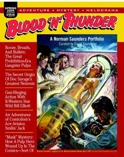 Blood 'n' Thunder Spring 2009: Hulse, Ed
